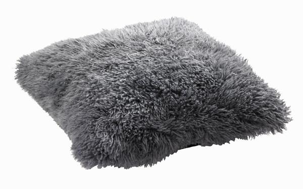 Lammskinn Kudde Grey